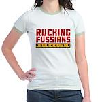 Jewlicious.ru Jr. Ringer T-Shirt