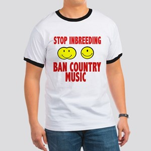 ban country music Ringer T