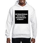 GLASS ETCHERS Hooded Sweatshirt