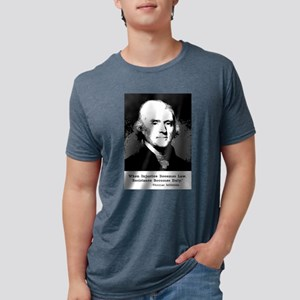 Jefferson Quote T-shirt T-Shirt