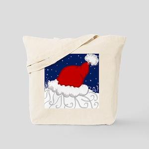 Santa's Back! Tote Bag