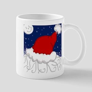 Santa's Back! Mug