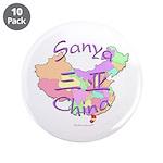 Sanya China Map 3.5