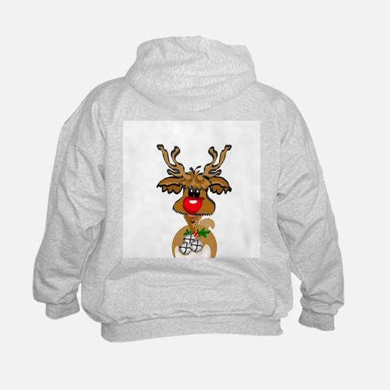 Reindeer Humor Sweatshirt