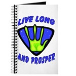 Live Long And Prosper Journal