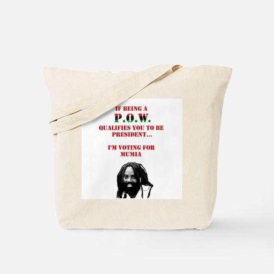 Mumia Tote Bag