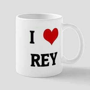 I Love REY Mug