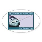 Hook Pain Sticker (Oval 50 pk)