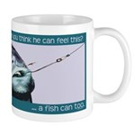 Hook Pain Mug
