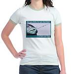 Hook Pain Jr. Ringer T-Shirt