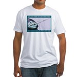 Hook Pain Fitted T-Shirt