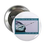 """Hook Pain 2.25"""" Button (100 pack)"""