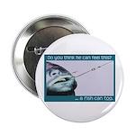 """Hook Pain 2.25"""" Button"""