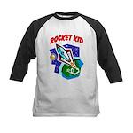 Rocket Kid Kids Baseball Jersey