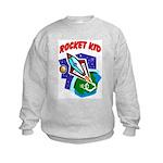 Rocket Kid Kids Sweatshirt