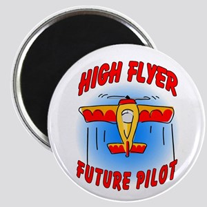 High Flyer Future Pilot Magnet