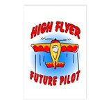 High Flyer Future Pilot Postcards (Package of 8)