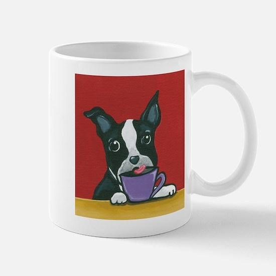 Java Boston Mug