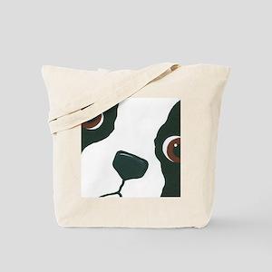 Boston Face Tote Bag