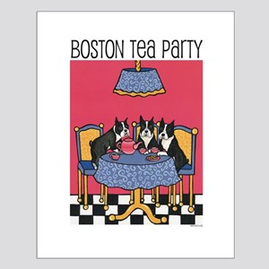 Boston Tea Party Small Poster