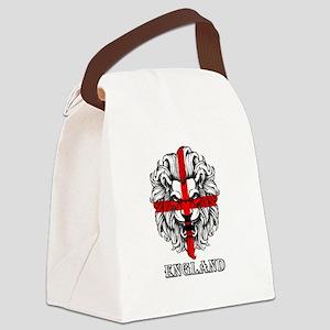 English lion Canvas Lunch Bag
