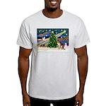 XmasMagic/G Shepherd 2 Light T-Shirt