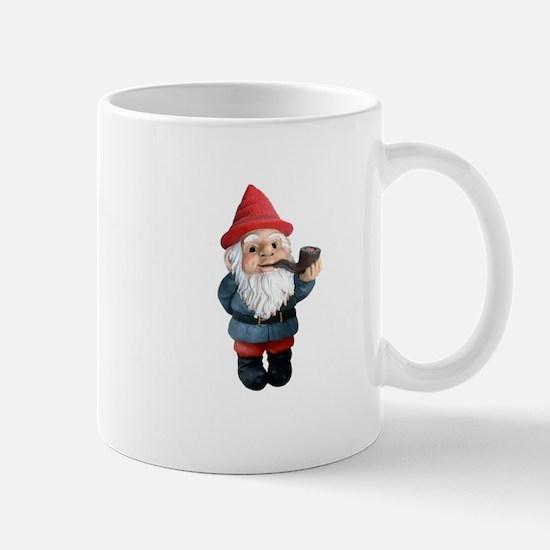 Smoking Pipe Gnome Mug