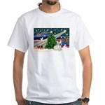 Xmas Magic & FBD White T-Shirt
