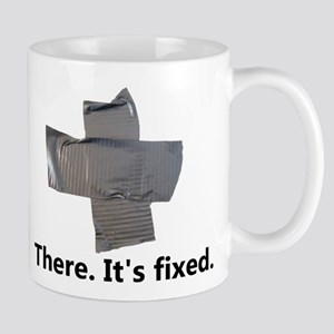 there. it's fixed. duct tape Mug
