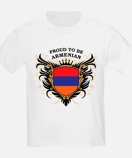Proud to be Armenian T-Shirt