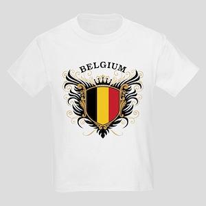 Belgium Kids Light T-Shirt