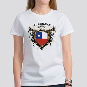Number One Chilean Aunt Women's T-Shirt