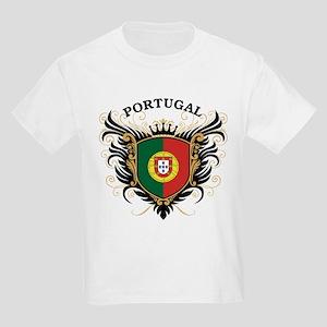 Portugal Kids Light T-Shirt