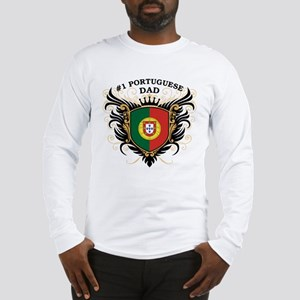 Number One Portuguese Dad Long Sleeve T-Shirt