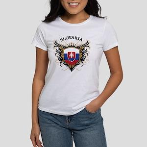 Slovakia Women's T-Shirt