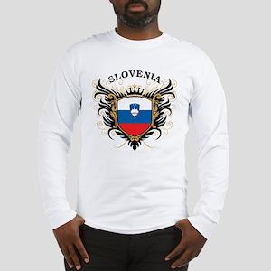 Slovenia Long Sleeve T-Shirt