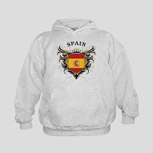 Spain Kids Hoodie