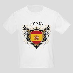 Spain Kids Light T-Shirt