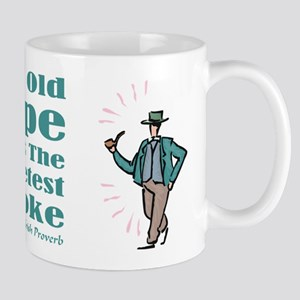 The Old Pipe Mug