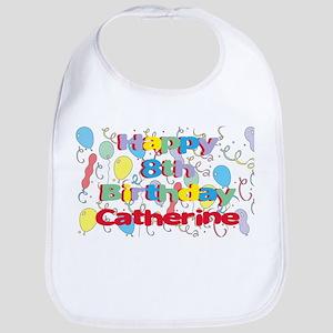 Catherine's 8th Birthday Bib