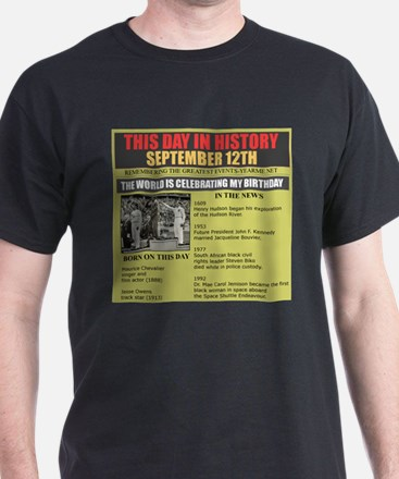 september 12th-birthday T-Shirt