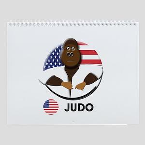 judo Wall Calendar