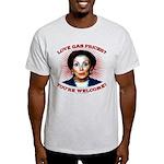 Gas Prices (anti-Pelosi) Light T-Shirt