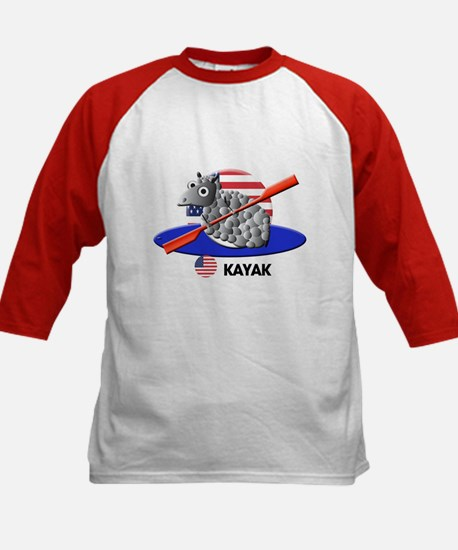 kayak Kids Baseball Jersey