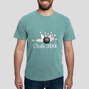 Club 300 Logo 2 Women's Dark T-Shirt Design Fron T