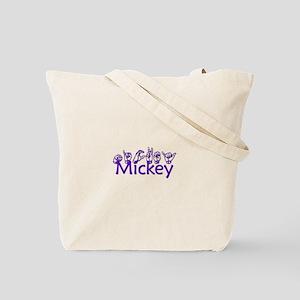 Mickey/Proud Teacher Tote Bag