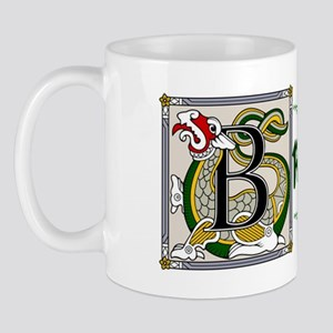 Brennan Celtic Dragon Mug