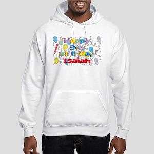 Isaiah's 9th Birthday Hooded Sweatshirt
