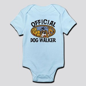Official Dog Walker Infant Bodysuit