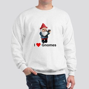I Love Gnomes Sweatshirt